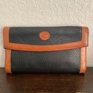 Dooney & Bourke | Vintage AWL trifold wallet
